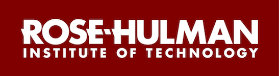 Logo for Rose Hulman Institute of Technology